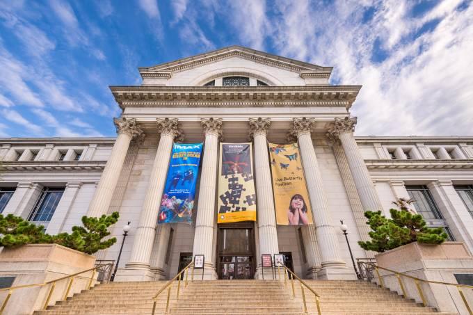 Museu Nacional de História Natural, Washington DC