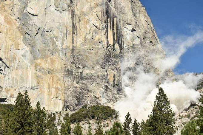 El Capitan, Yosemite, Califórnia