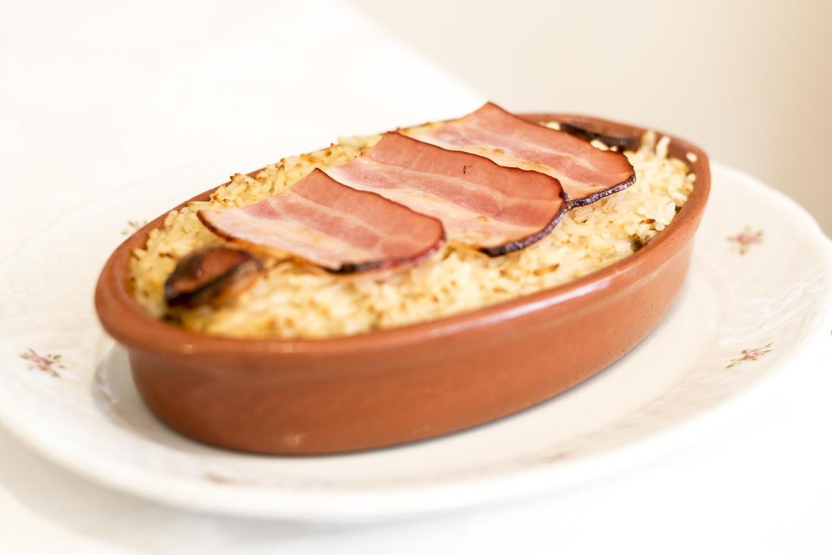 O arroz de pato do campo: comfort food em seu melhor