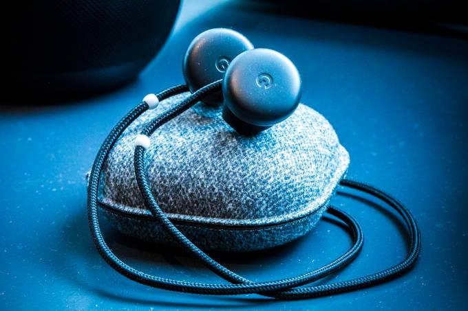 Google Pixel Buds, fone de ouvido do Google que traduz 40 idiomas direto no seu ouvido