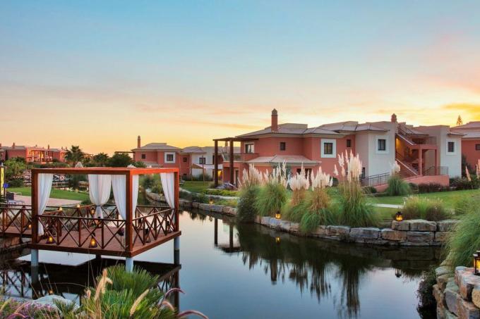 Monte Santo Resort, Algarve, eleito resort mais romântico da Europa