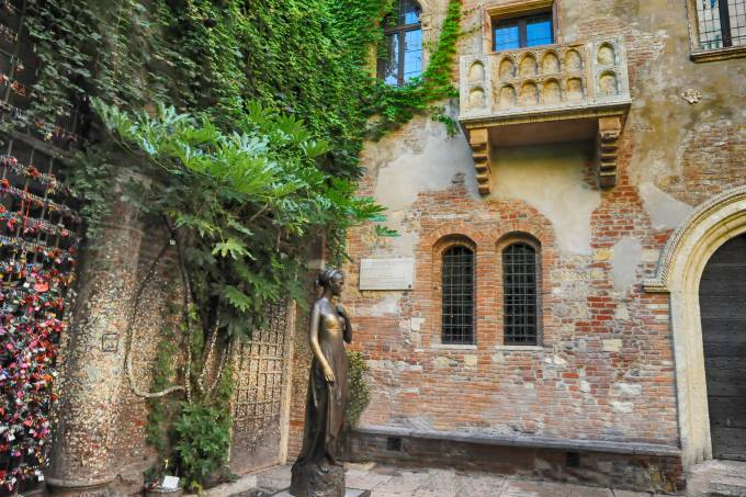 Casa di Giulietta, Verona, Itália