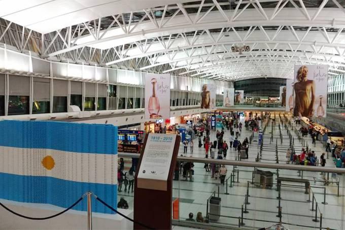 Aeroporto de Ezeiza, Argentina