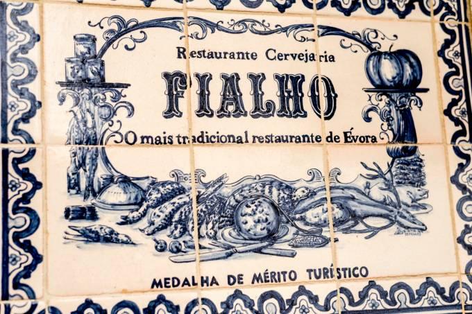 Restaurante Fialho, Évora, Alentejo, Portugal 1