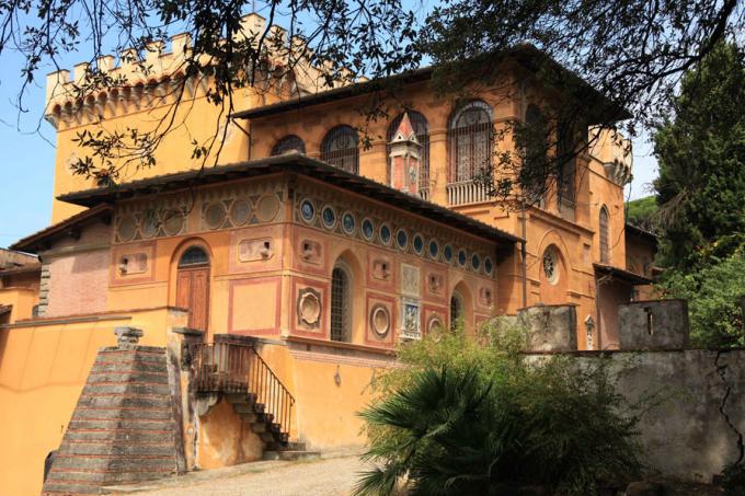 Museu Stibbert, Florença, Itália