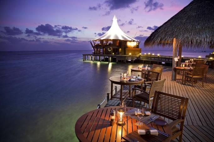 Baros Maldives, Maldilvas