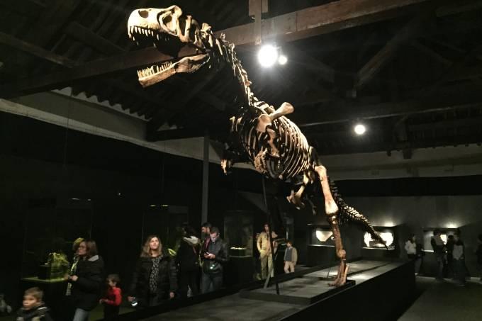 Exposição Dinossauros Alive, Lisboa, Portugal1