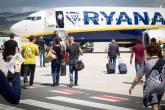 Aeronave da companhia Ryanair