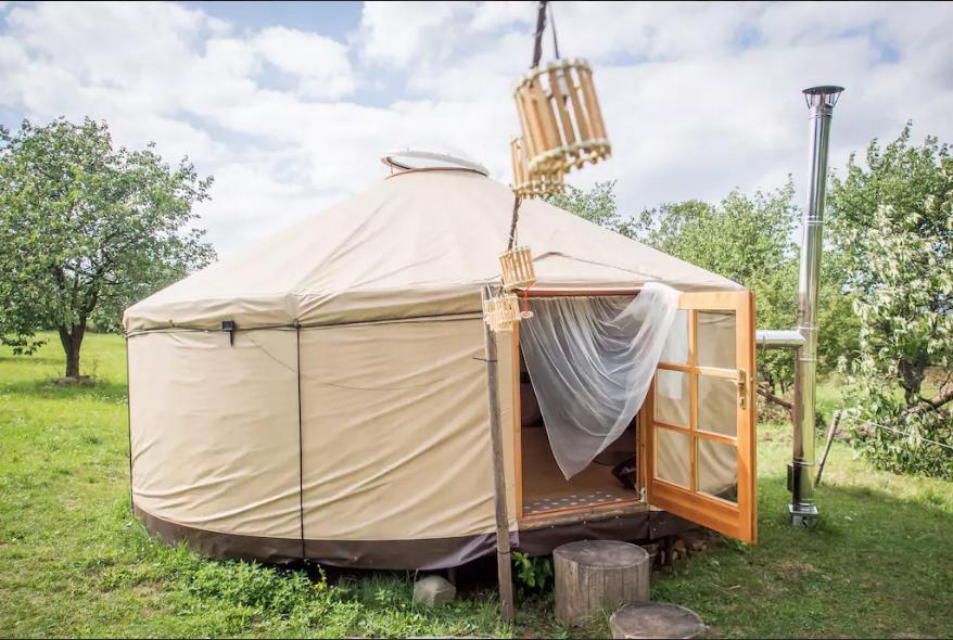 Yurt na República Tcheca