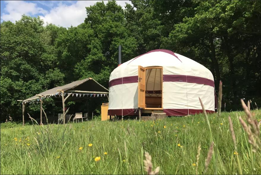 Yurt na Inglaterra