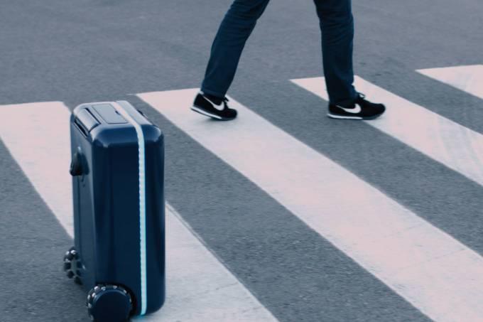 Travelmate – malas autônomas