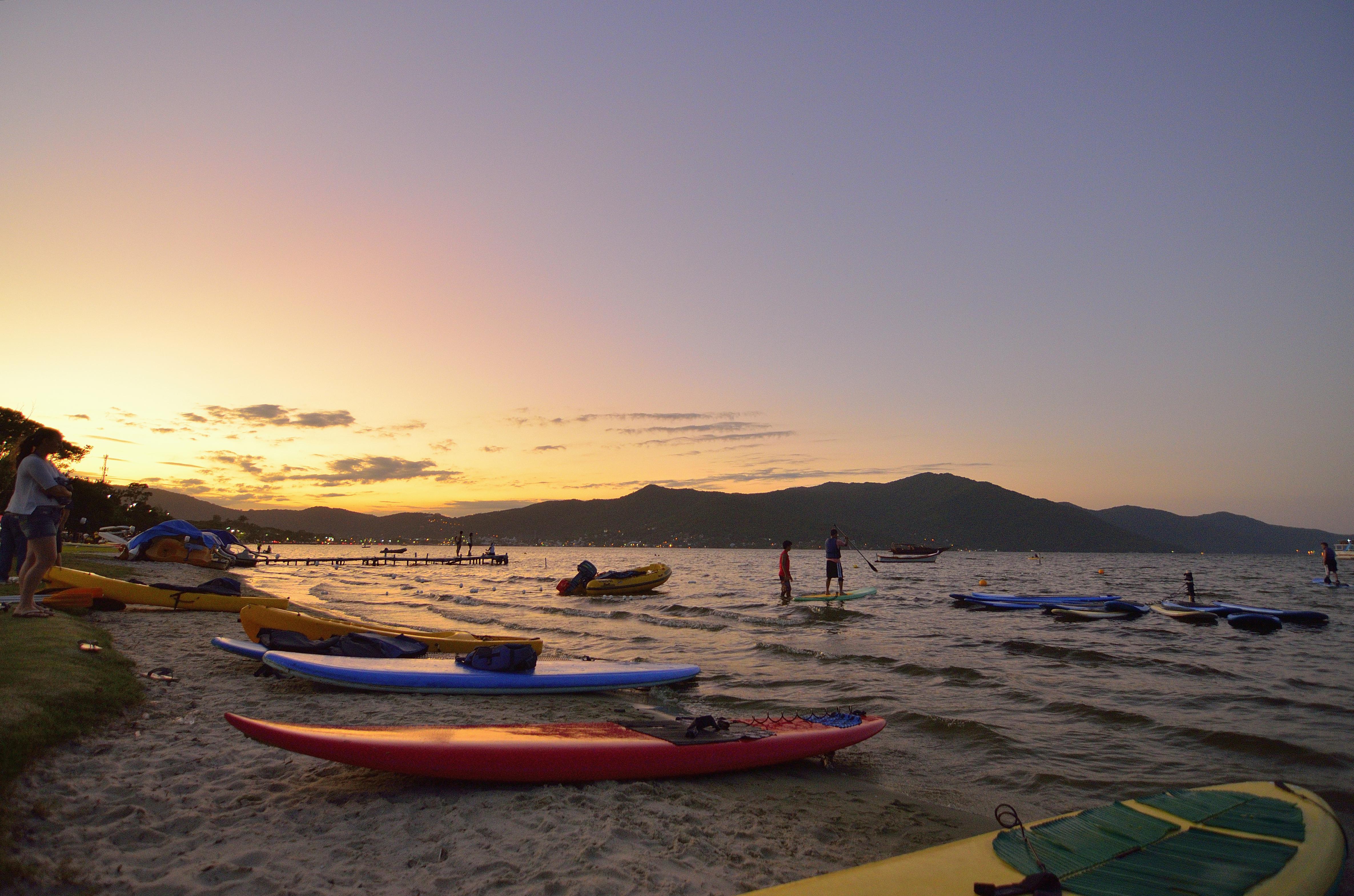 Lagoa da Conceição, Florianópolis