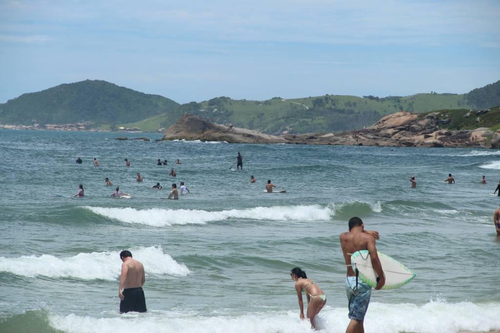 Praia da Ferrugem, Garopaba, Santa Catarina