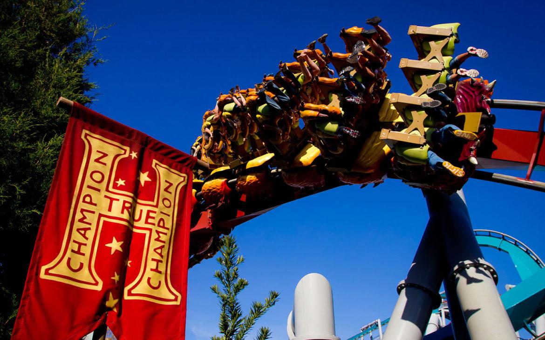 Dragon Challenge, Disney