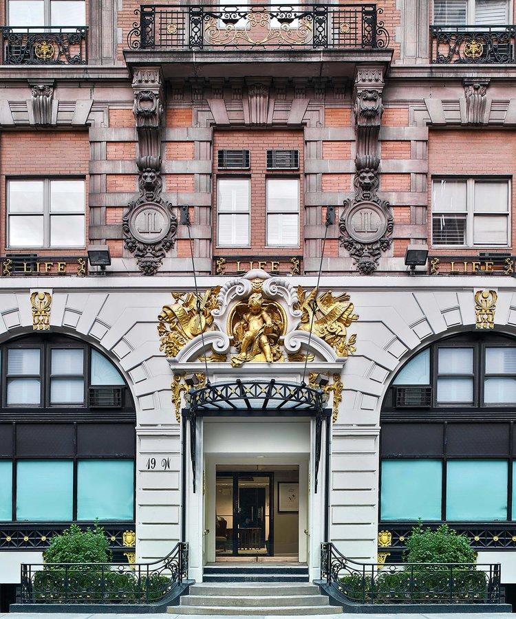Hotel Life, Nova York