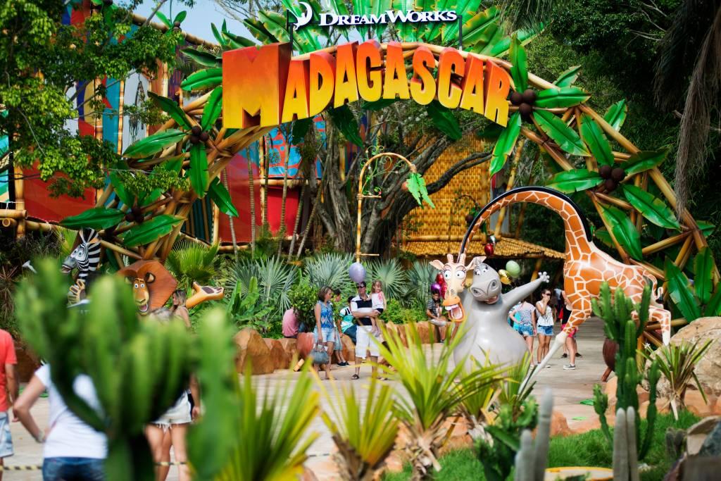 Madagascar, Beto Carrero World