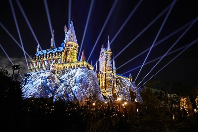 Castelo de Hogwarts, Orlando