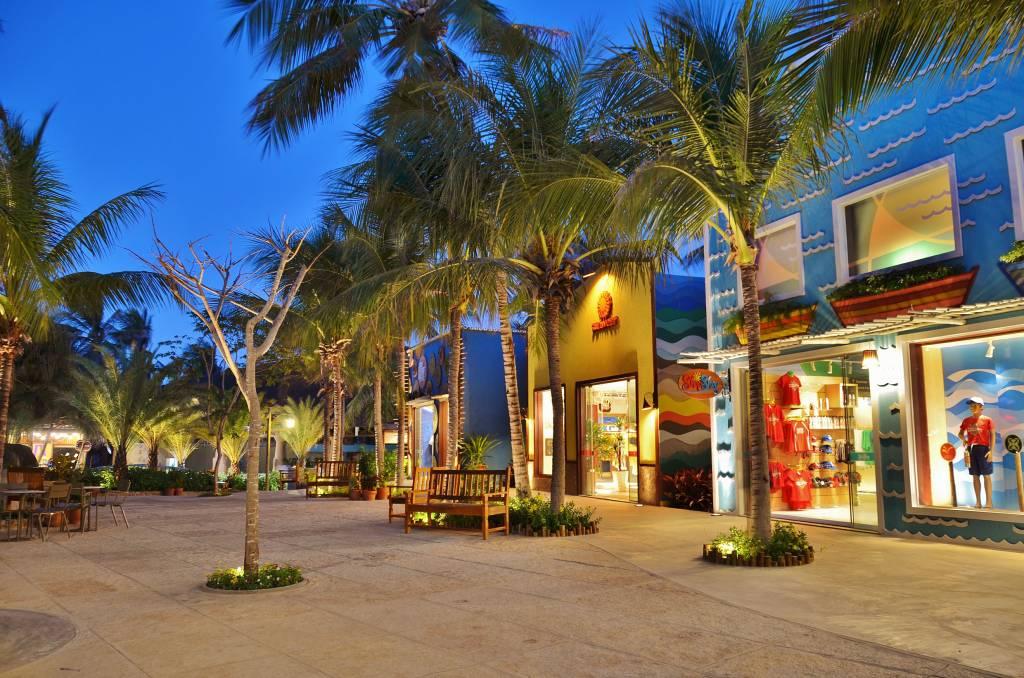 Vila Azul do Mar, complexo do Beach Park, Ceará