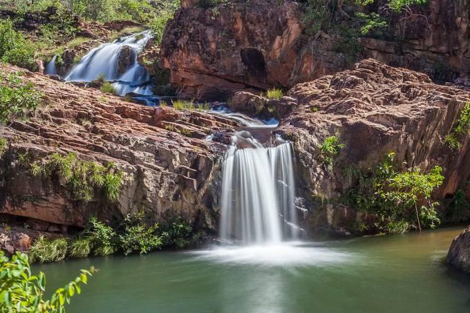 Alto Paraíso de Goiás – Complexo de Cachoeoira dos Macaquinhos 2