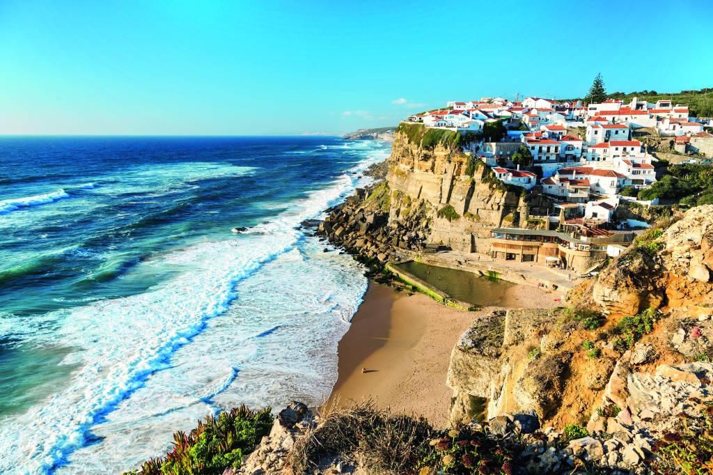 Azenhas do Mar, Portugal, Sintra,