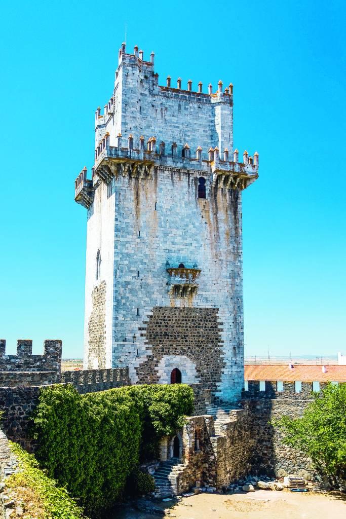 Torre de Menagem, Estremoz, Portugal