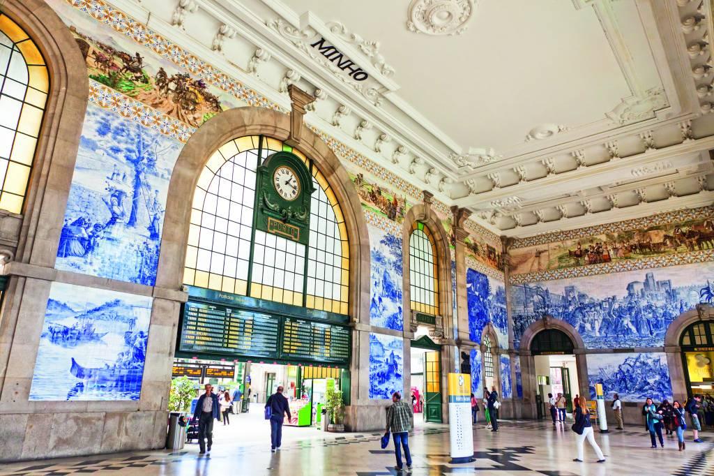 Estação Sao Bento, Porto