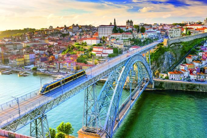 Porto Ponte Dom Luis I