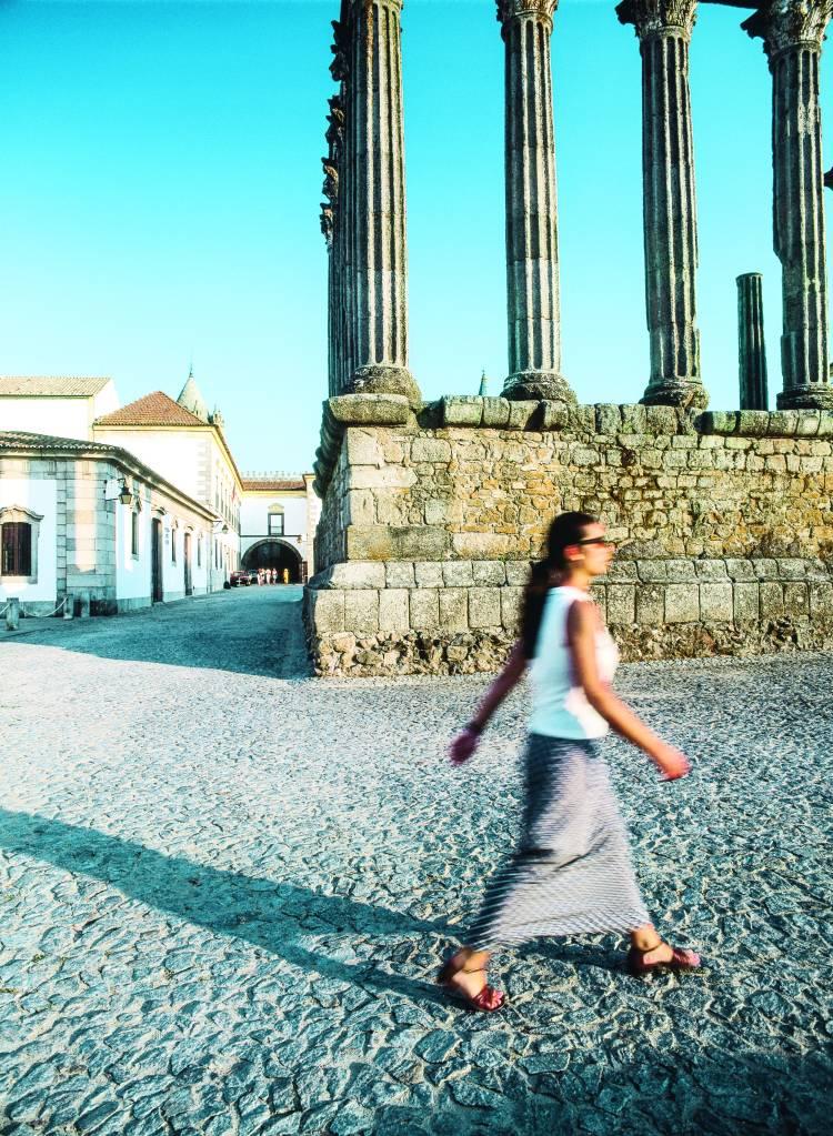 Templo de Diana, Évora, Portugal