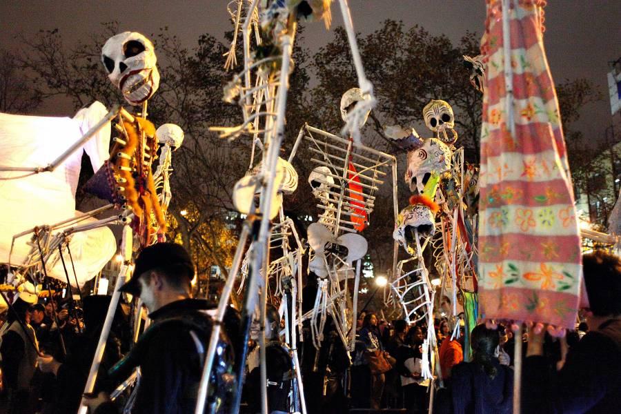 Village Halloween Parade, Nova York