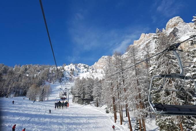 Cortina d'Ampezzo, Itália