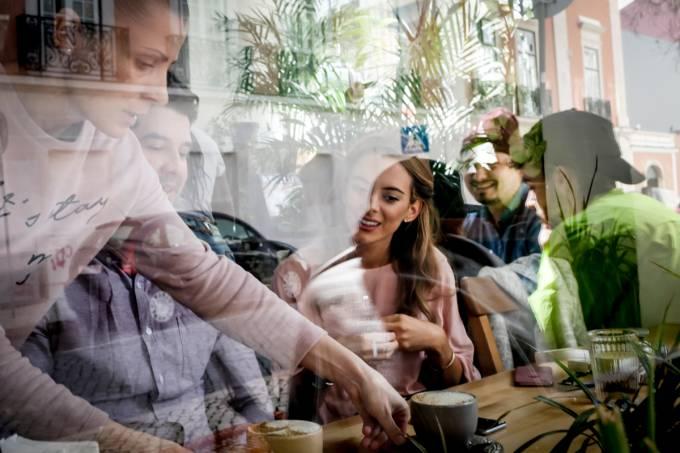 Heim Café, Dantos, Lisboa Portugal 1