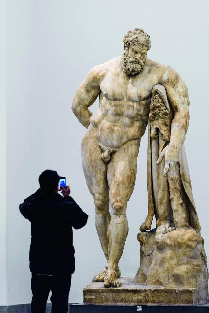 Museo Archeologico Nazionale di Napoli, Itália