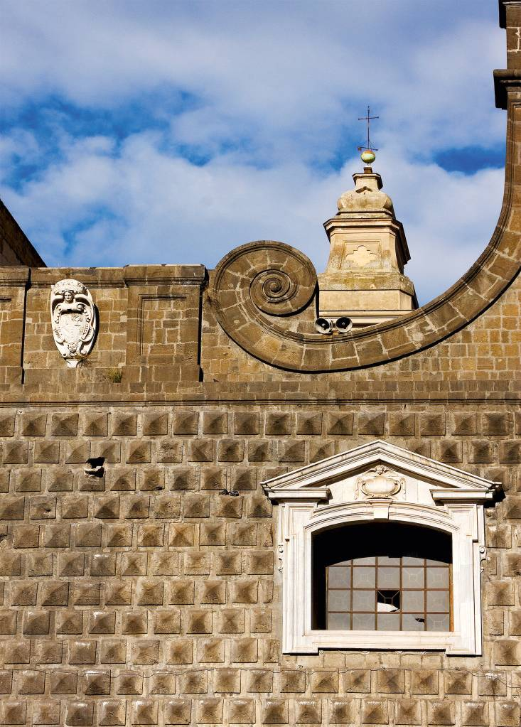 Igreja del Gesù Nuovo, Nápoles, Itália