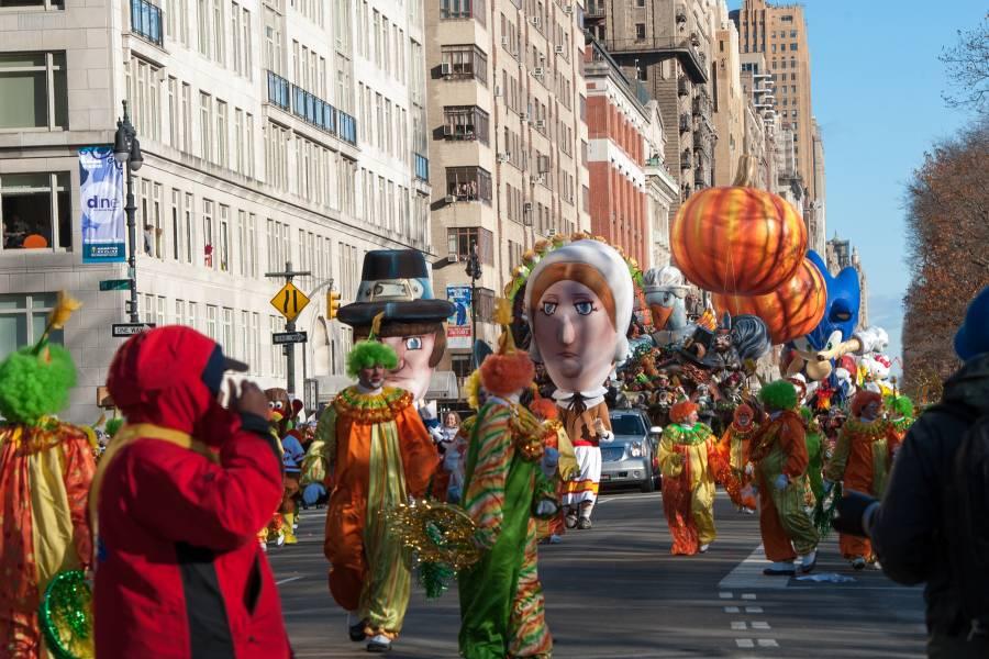 Desfile do Dia de Ação de Graças da Macy's, Nova York