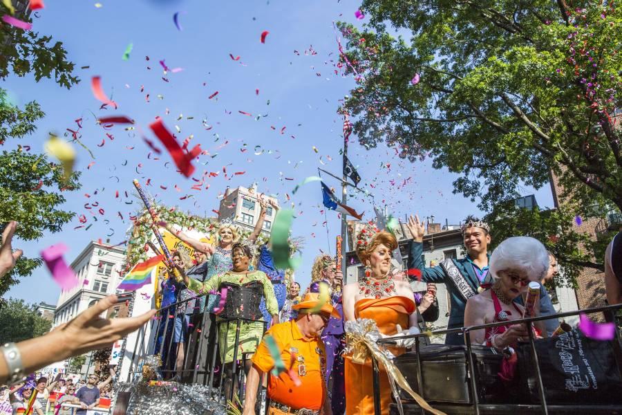Parada gay de Nova York