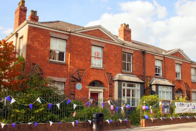 The Pankhurst Centre, Manchester