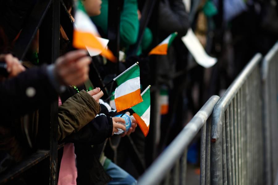 Desfile do Dia de St. Patrick's, Nova York