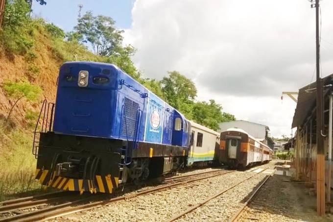 Trem Turístico Minas Gerais-Rio de Janeiro