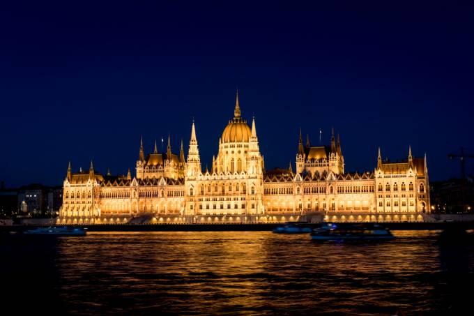 Parlamento. Budapeste