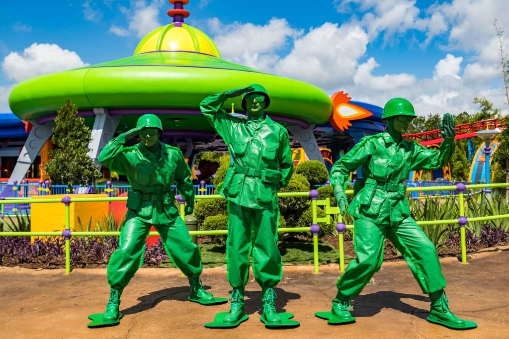 Toy Story Land, Orlando, Disney