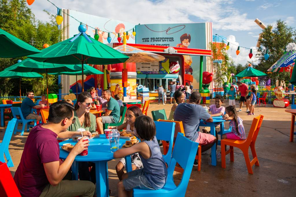 Lunch Box no Toy Story Land