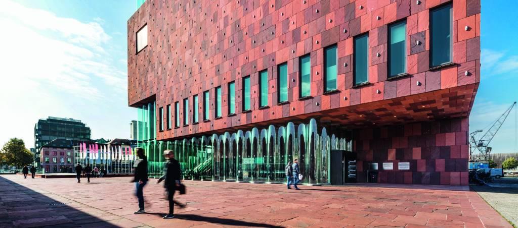 MAS, museu em Antuérpia