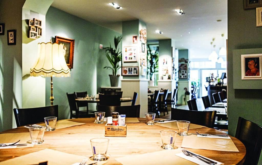 De Bomma, restaurante em Antuérpia