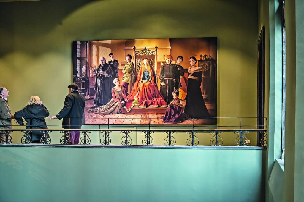 Historium, museu em Bruges, Bélgica
