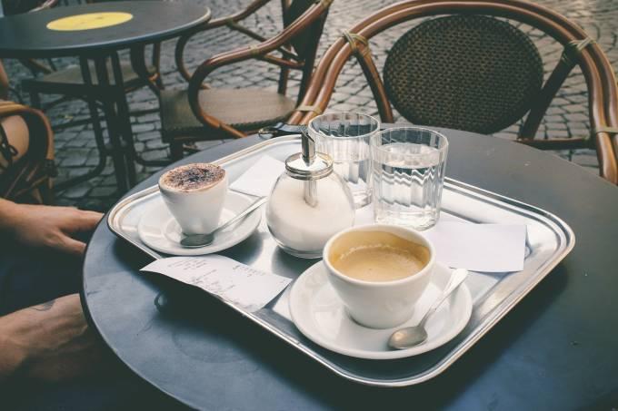 Café, Roma, Itália