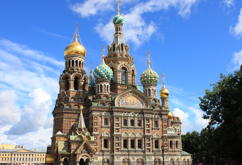 Igreja do Sangue Derramado, São Petersburgo