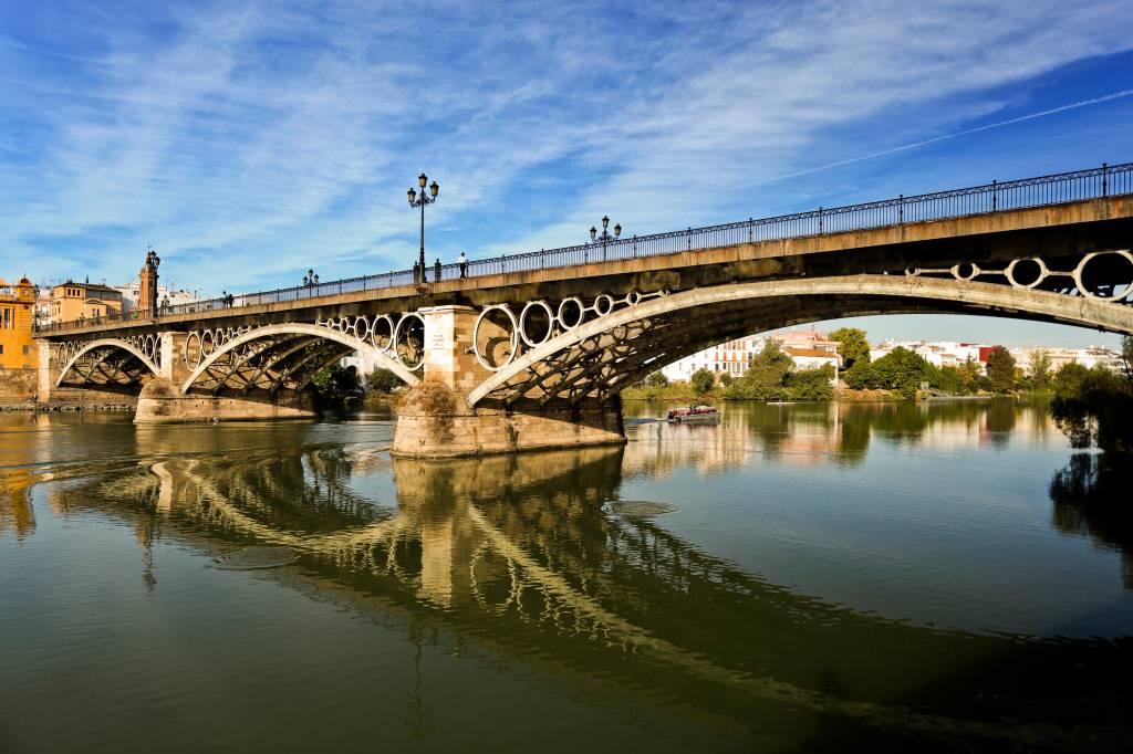 Ponte de Triana, Sevilha