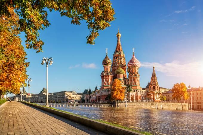 Catedral de São Basílio, Russia