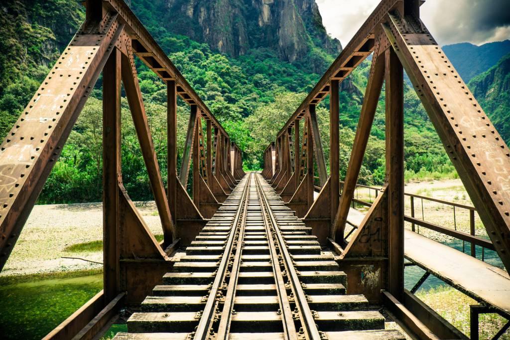 Ponte ferroviária