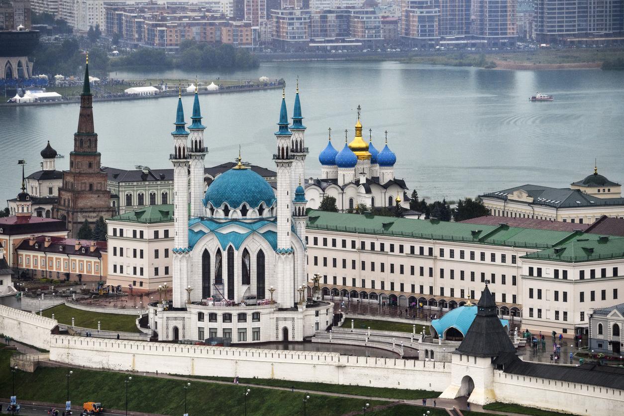 Kremlin de Kazan, Kazan, Rússia